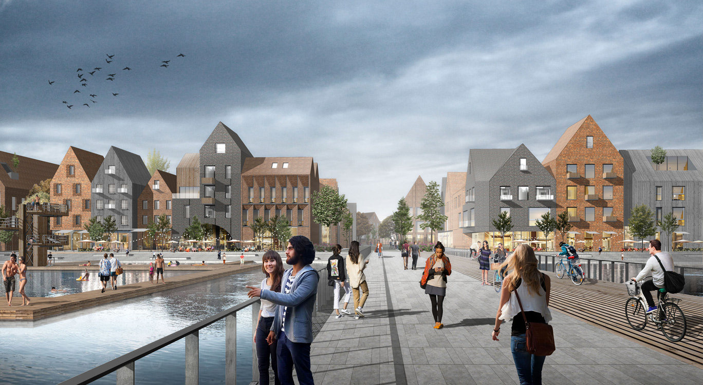 LDA Design wins Kaliningrad international design competition