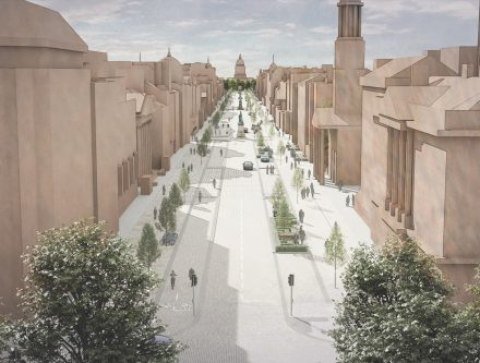 Views sought on vision for Edinburgh's George Street